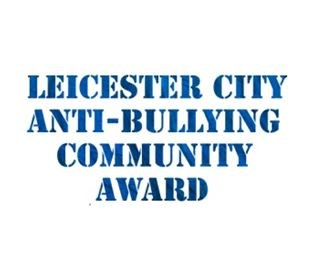 Anti-bullying community award logo