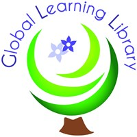 Global learning library logo