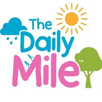 Daily Mile The daily mile logo