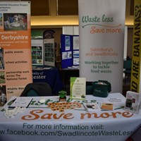 RCE 6 Waste less Safe more stall