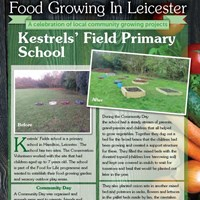 Kestrels' Field Primary School - Food Plan Kestrels' Fields Food Plan
