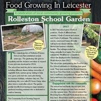 Rolleston Primary School - Food Plan Rolleston Food Plan