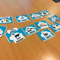 Rushey Mead 3 Activity cards